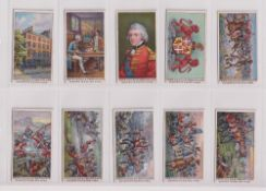 Trade cards, Fry's, Days of Wellington, (set, 25 cards) (gd)