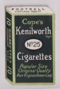 Tobacco issue, Cope's, Football & Rugby Fixture booklet for 1926-27 season (staple rusted o/w gd/vg)