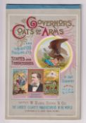 Printed album, USA, Duke's, Governors, Coats of Arms & Interesting Features of the States &