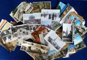 Postcards, a collection of approx. 3000 cards, various ages, early to modern, inc. UK, Foreign,