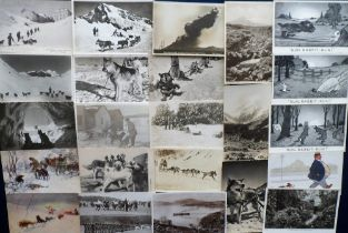Postcards, a mixed Subject, Foreign & UK topographical selection of approx. 95 cards, inc.