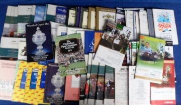 Horse Racing, Racecards, Cheltenham, a collection of approx. 120 racecards, mostly 1990's onwards