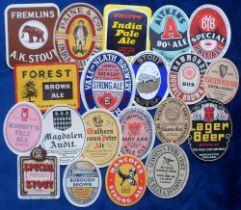 Beer labels, UK, a further selection of 20 labels including Whitbread Guinness, Fremlins A K