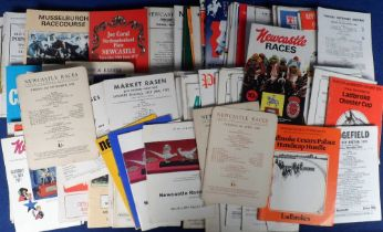 Horse Racing, Racecards, a collection of approx. 150 racecards, mostly 1970's onwards, various