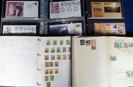 Stamps, Collection of South African first day covers housed in 2 maroon Collectors albums,