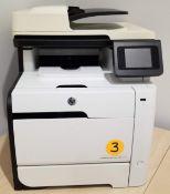 HP - LASERJET PRO 400 COLOR MFP - M475dw