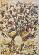 Michael Michaeledes (Cypriot/British, 1922 - 2015) (AR), Hamerstead, England, 1955