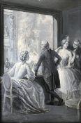 FRENCH SCHOOL XIX century