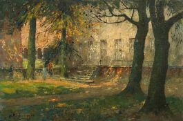Charles Henri VERBRUGGHE (1877-1974)