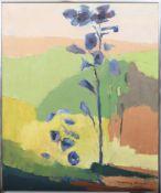 """""""Fleur du pays"""" de Many Arnold-Leurs (1920-?) Artiste peintre Luxembourgeois, membre [...]"""