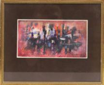 Lou Theisen (1914-1995) Artiste peintre luxembourgeois, membre du CAL, cofondateur du [...]