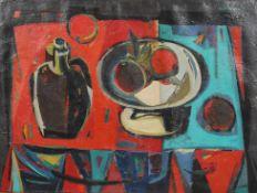 Mett Hoffman (1914-1993) Artiste peintre Luxembourgeois, membre de l'Institut [...]