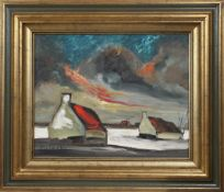 Paul Permeke (1918-1990) Peintre anglo-belge, fils du peintre Constant Permeke Huile [...]
