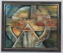 Irmgard Bohmer-Saal (née en 1950) Artiste peintre allemande Huile su toile [...]
