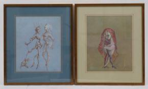 Léonor Fini (1908-1996) Artiste peintre française d'origine italienne de la [...]