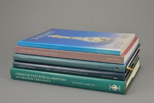 REFERENCE BOOKS AND CATALOGUES ON CHINESE WORKS OF ART, SOTHEBY'S & CHRISTIE'S