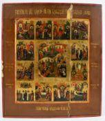 Russian Icon Resurrection of Christ