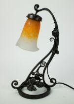 Lamp Muller Frères Luneville