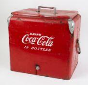 American Vintage Coca Cola cool box