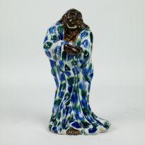 Ceramic sculpture, Samson