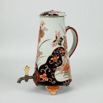 A 18th century Imari jug