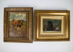 Géo BERNIER (1862-1918) + Vic DOOMS (1912-1994)