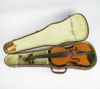 Violin 4/4 with case