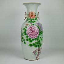 A Chinese vase Republic