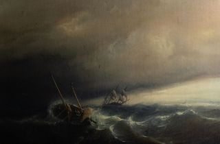 Paul Jean CLAYS (1819-1900)