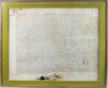 Perpetual interest deed 15th century