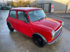 1989 Austin Mini Mayfair