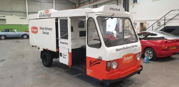 Circa 1970s Wales & Edwards Liveried Unigate Milk Float