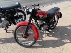 Circa 1960s Royal Enfield 150