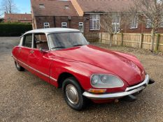 1975 Citroen DS23 Pallas