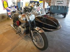 1960 Royal Enfield Constelation