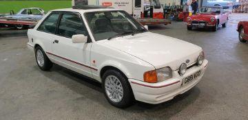 1989 Ford XR3i