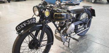 1937 Carlton Motorbike