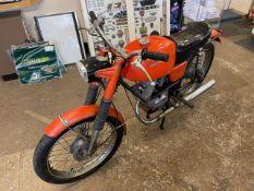 1971 Moto Guzzi Dingo