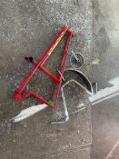 Raleigh Chopper Frame and Spares