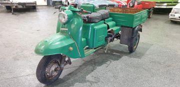 Tula Muravey Green Trike