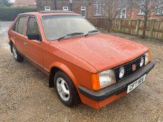 1980 Vauxhall Astra GL