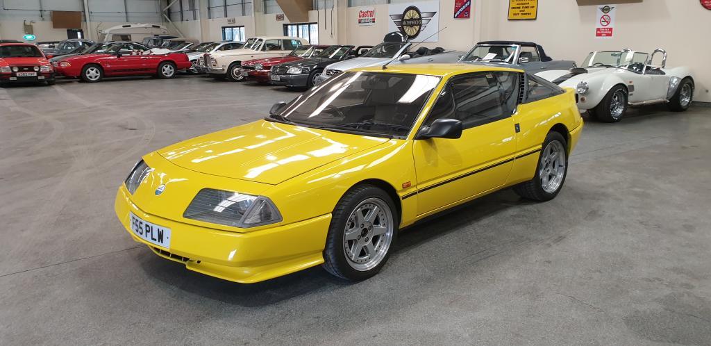 1989 Renault GTA V6 turbo