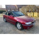 1998 Vauxhall Astra 1.8