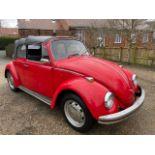 1973 Volkswagen 1300 Beetle