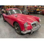 1962 MG A 1600 Coupe