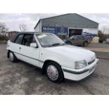 1989 Vauxhall Astra GTE