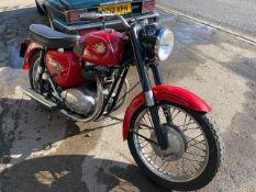 1963 BSA 650 A65