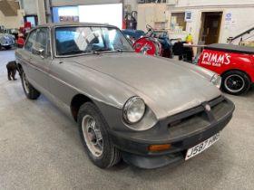 1992 MG B GT