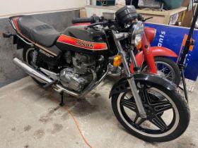 1982 Honda CB250N