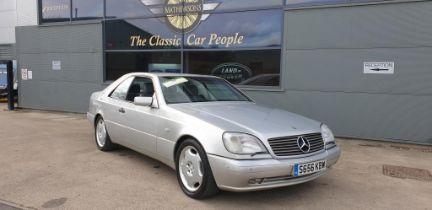 1998 Mercedes CL420 Auto